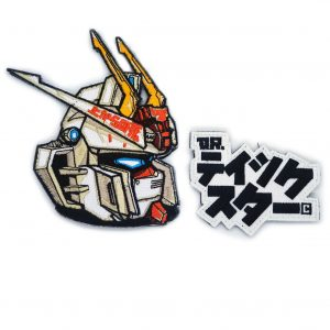 Dr.TiqueStars Gundam Set.