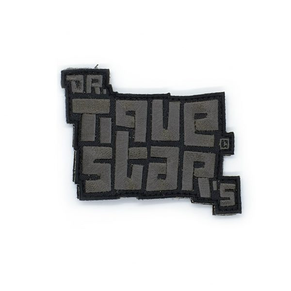 Dr.TiqueStars Murdered Out Logo