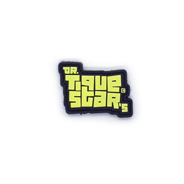 Dr.TiqueStars PVC GITD Logo.