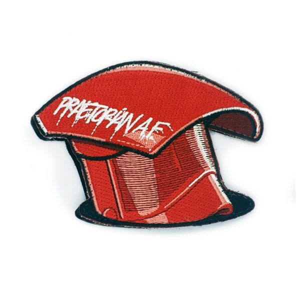 Dr.TiqueStars Preatorian Bucket Patch.