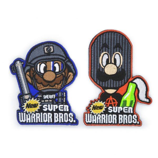 Dr.TiqueStars Super Warroir Bros V3 Set.