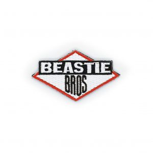 Dr.Tiquestars Beastie Bros Patch.